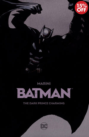 Batman The Dark Prince Charming Hardcover