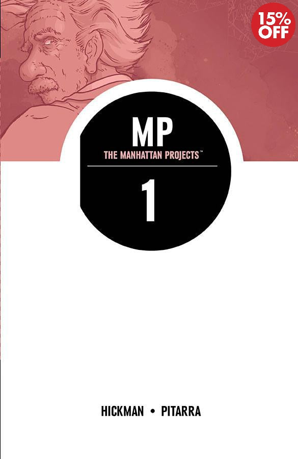 MANHATTAN PROJECTS TP VOL 01 SCIENCE BAD