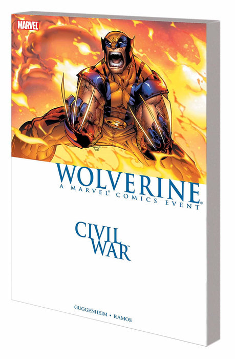 Civil War Wolverine