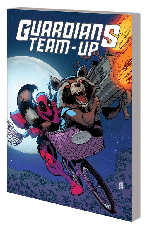 Guardians Team-Up Unlikely Story Vol 2