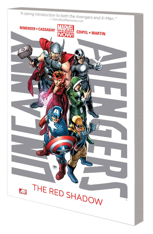 Uncanny Avengers The Red Shadow