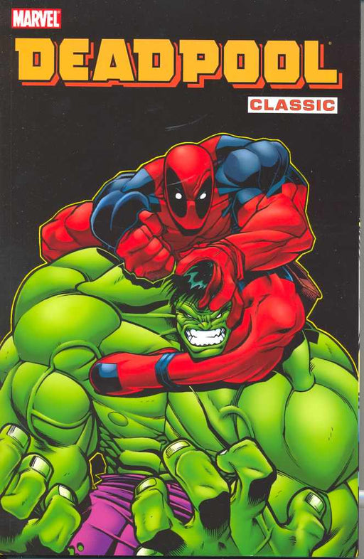 Deadpool Classic Vol 2