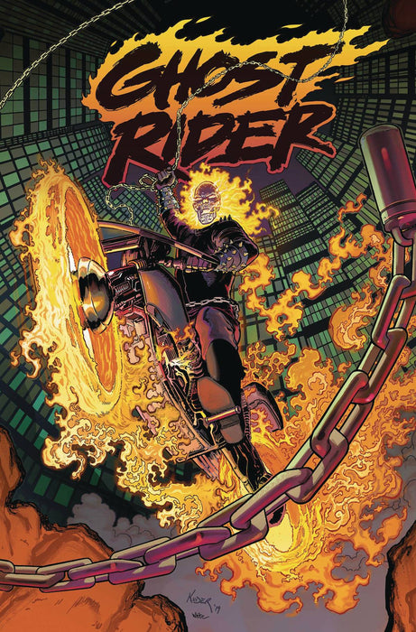 Ghost Rider The King of Hell