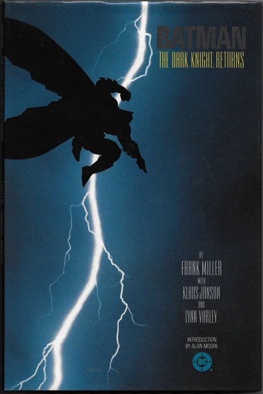 Batman The Dark Knight Returns HC (1986)
