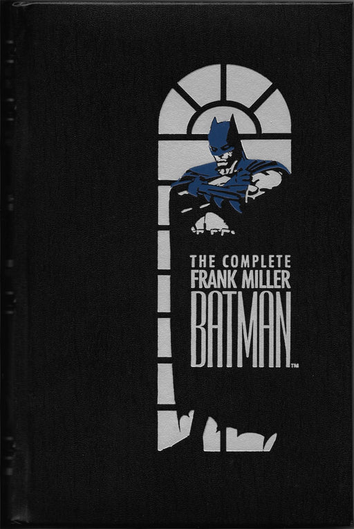 Batman Complete Frank Miller Leatherbound HC (1989)
