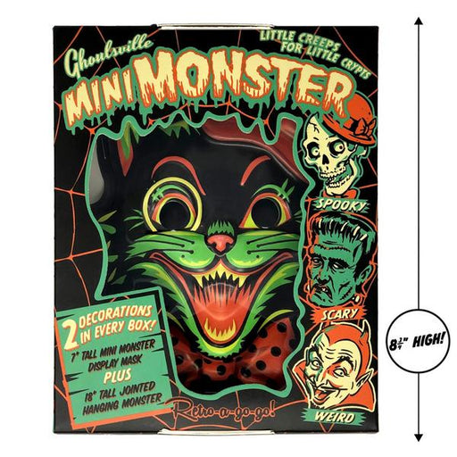 Cool Cat Mini Monster