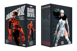 Daredevil By Frank Miller Box Slipcase Set