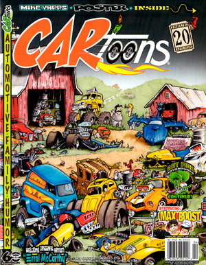 CARTOONS MAGAZINE #20
