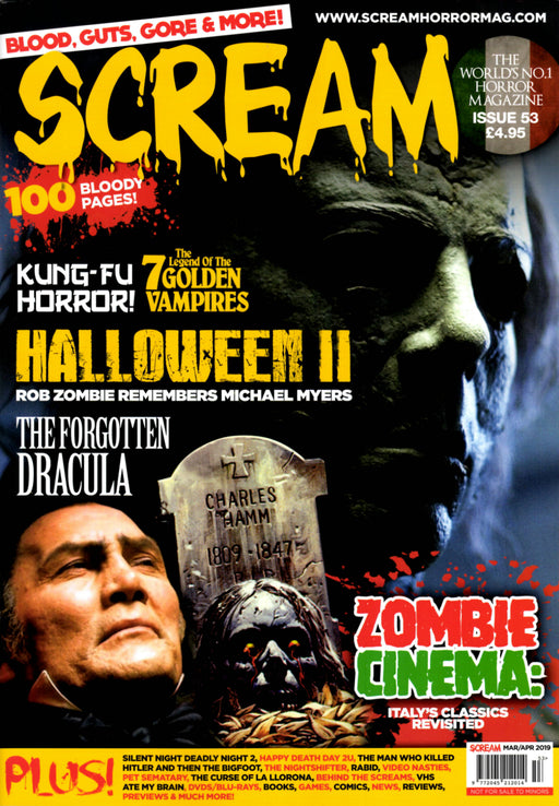 Scream Magazine #53