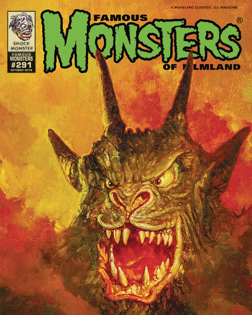 Famous Monsters Of Filmland #291 2019 Annual