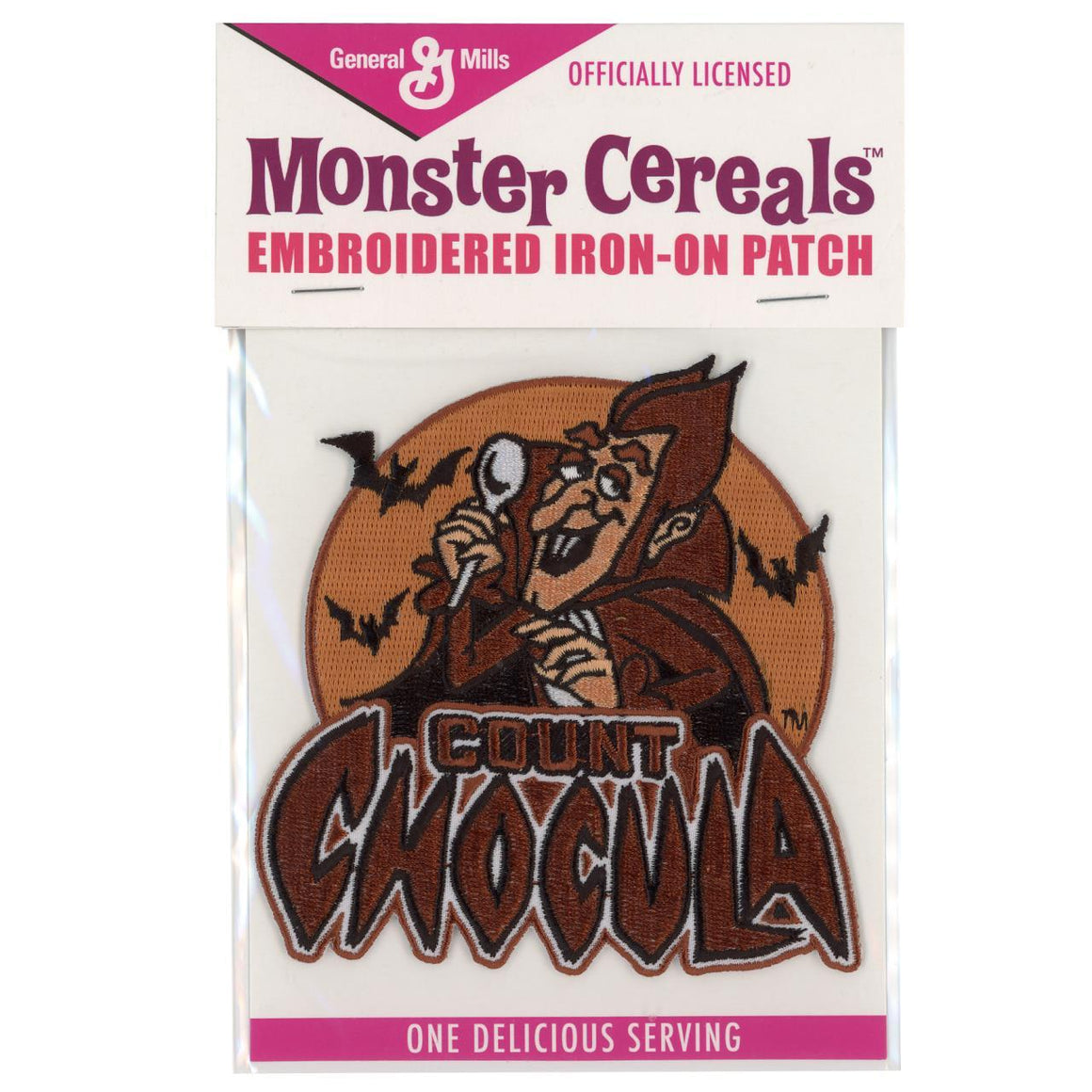 GENERAL MILLS COUNT CHOCULA PATCH