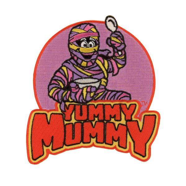 GENERAL MILLS YUMMY MUMMY BRUTE PATCH