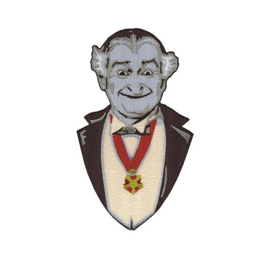Grandpa Munster Patch