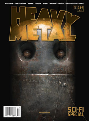 HEAVY METAL #289