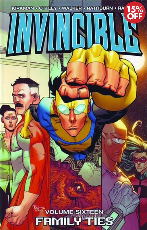 Invincible Vol 16: Family Ties