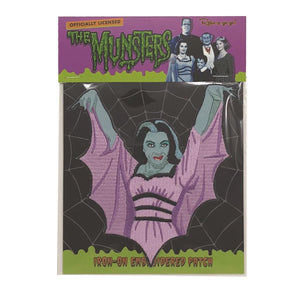 Lily Munster Patch