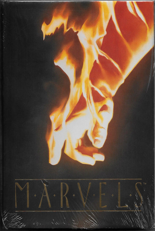 Marvels HC (1994) Limited Edition Signed Alex Ross