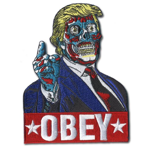 Trump Obey Patch