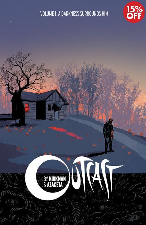 Outcast Vol 01 A Darkness Surrounds Him