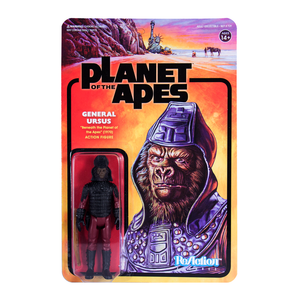 PLANET OF THE APES REACTION FIGURE - GENERAL URSUS  811169030063