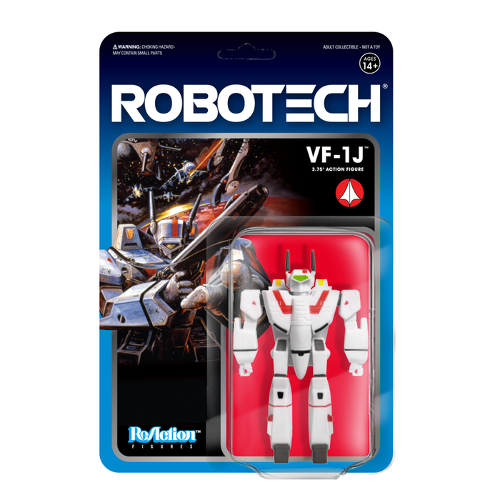 ROBOTECH REACTION FIGURE - VALKYRIE VF-1J  811169030100
