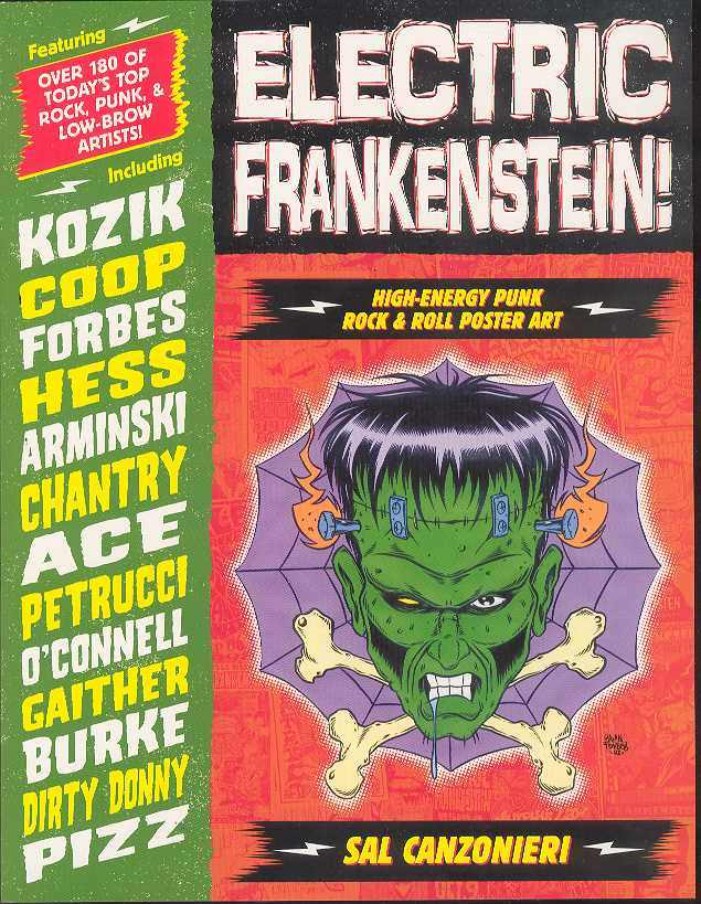 ELECTRIC FRANKENSTEIN TP