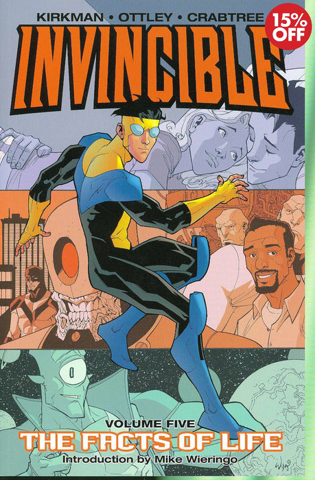 Invincible Vol 05: Facts of Life