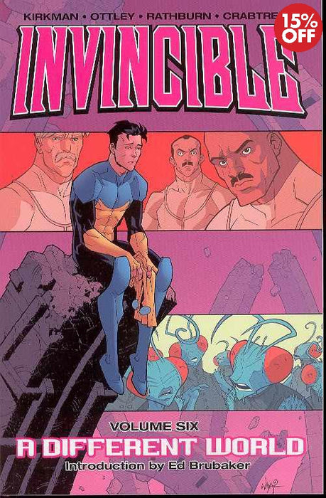 Invincible Vol 06: Different Worlds