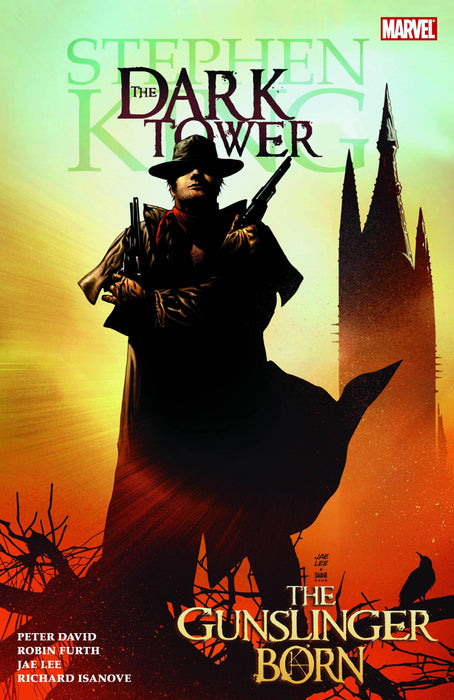Dark Tower Gunslinger Born Premium