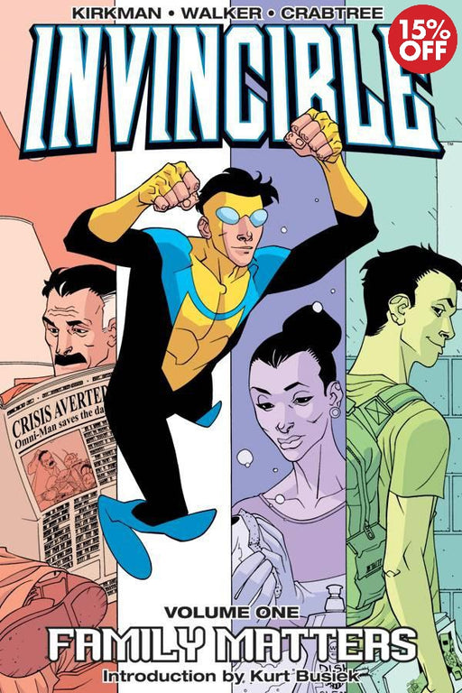 Invincible Vol 01: Family Matters