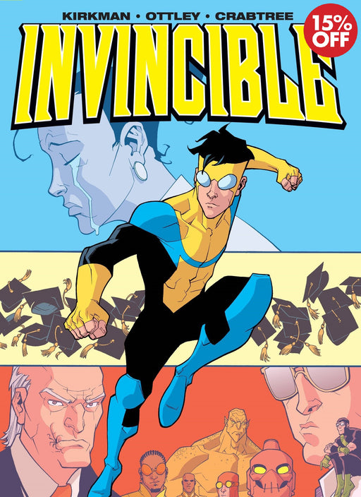 Invincible Vol 04: Head of The Class