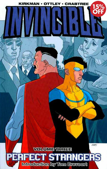 Invincible Vol 03: Perfect Strangers