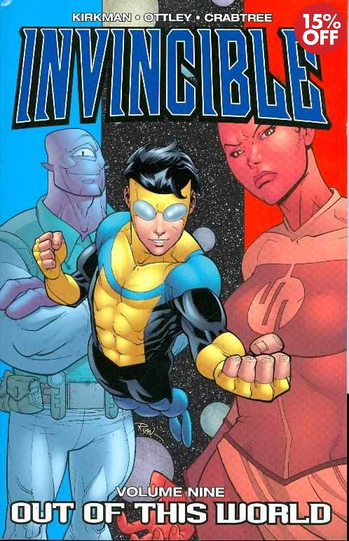 Invincible Vol 09 Out of This World