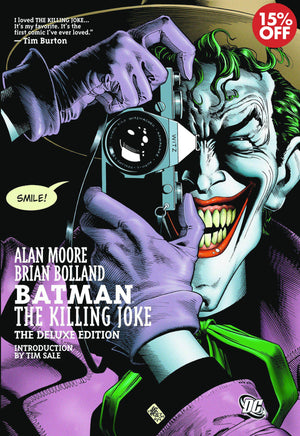 BATMAN THE KILLING JOKE HC