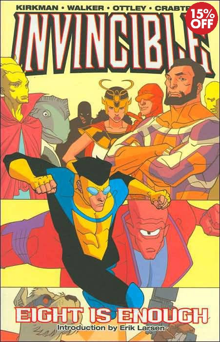 Invincible Vol 02: Eight Is Enough