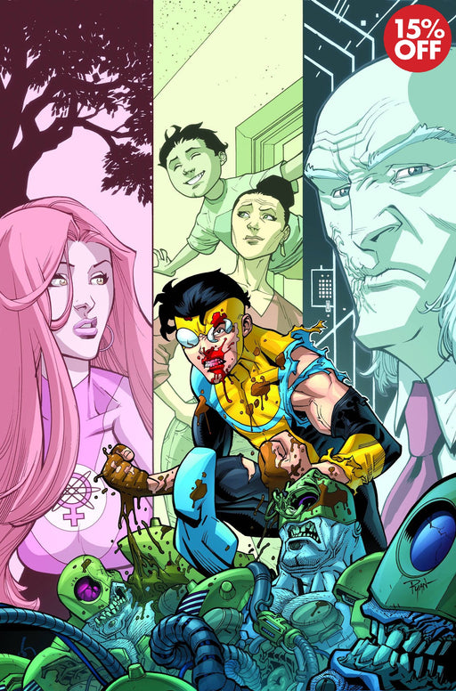 Invincible Vol 10: Who's The Boss