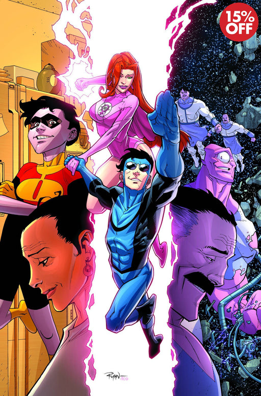 Invincible Vol 11: Happy Days