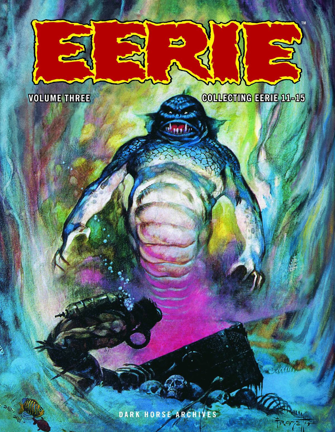 EERIE ARCHIVES HC VOL 03