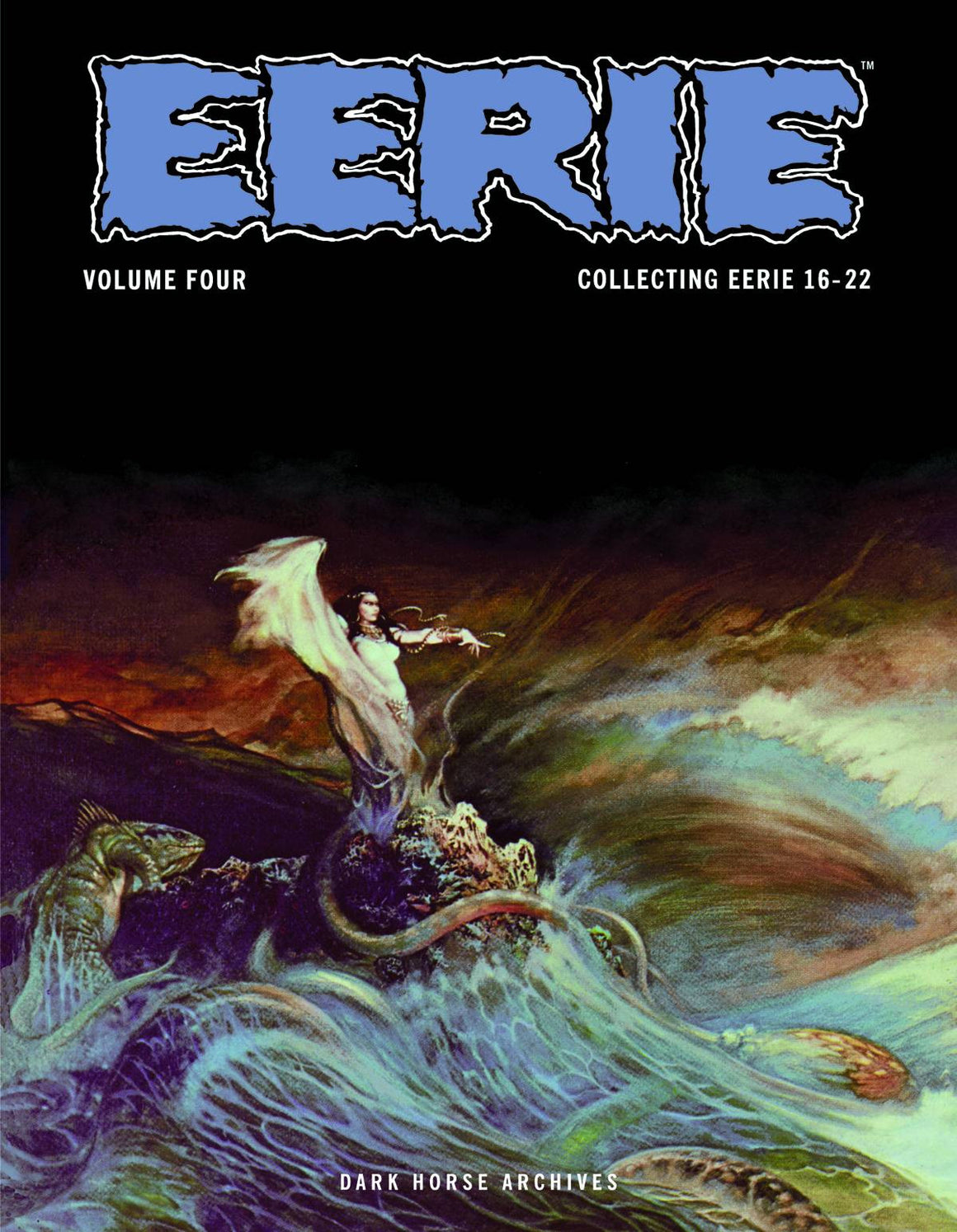 EERIE ARCHIVES HC VOL 04