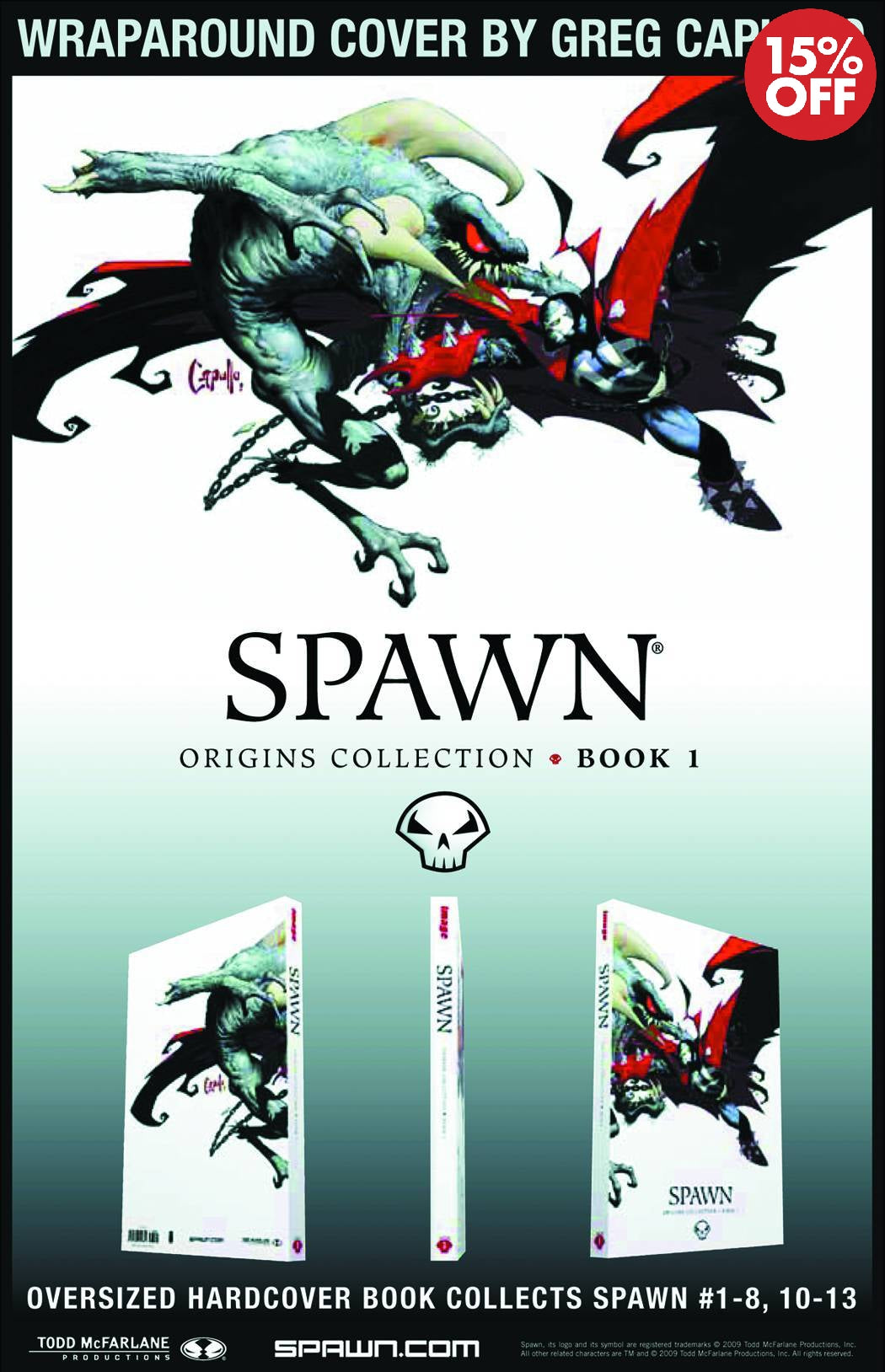 Spawn Origins Vol 01