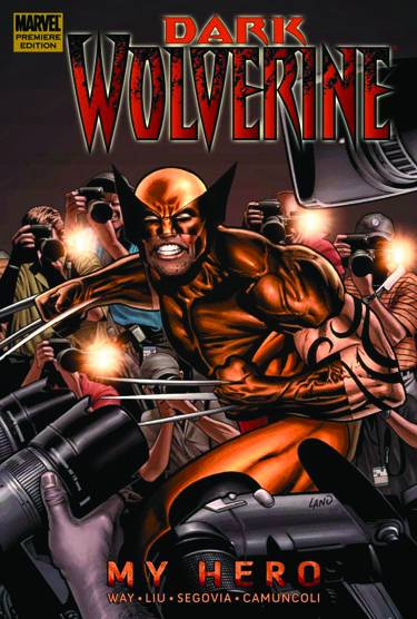 WOLVERINE DARK WOLVERINE PREM HC VOL 02 MY HERO
