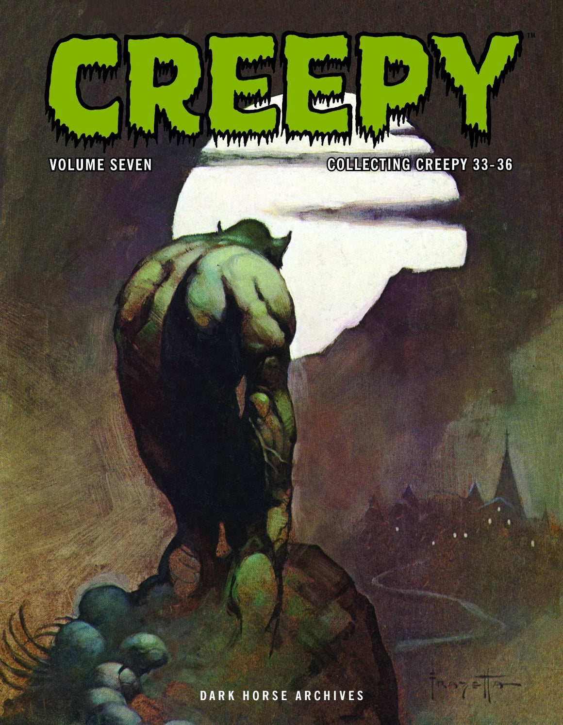Creepy Archives Vol 07