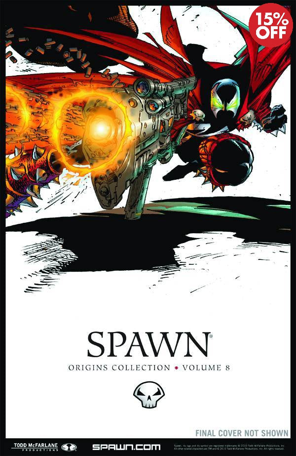 Spawn Origins Vol 08