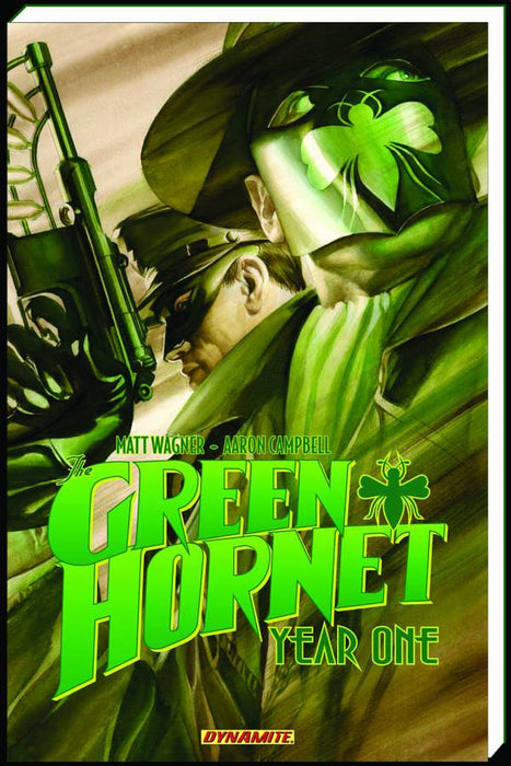 Green Hornet Year One Vol 01