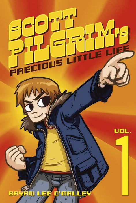 Scott Pilgrim Vol 01: Precious Little Life