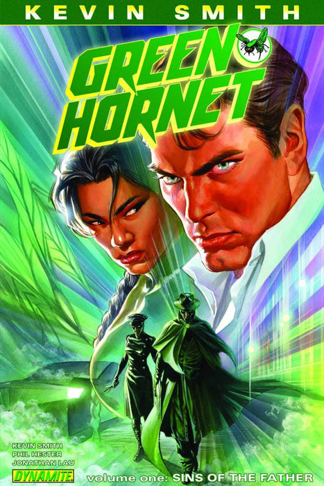 Green Hornet Vol 01 Sins of The Father