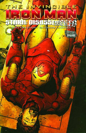 NVINCIBLE IRON MAN TP VOL 04 STARK DISASSEMBLED