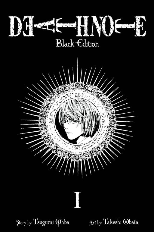 DEATH NOTE BLACK ED TP VOL 01