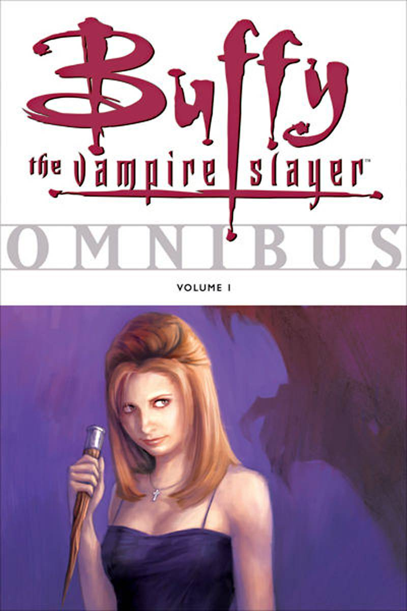 Buffy The Vampire Slayer Omnibus Vol 02