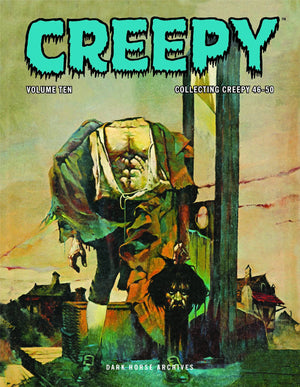 Creepy Archives Vol 10